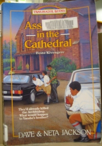 Ass in the Cathedral