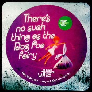 Dog Poo Fairy (there's no such thing as)