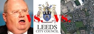 Eric Pickle vs. Leeds City Council vs. My community