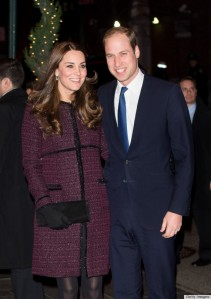 Kate Middleton & Prince William in NYC. Symbols of a divided Britain